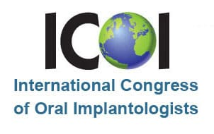 International congress of implantologist logo.
